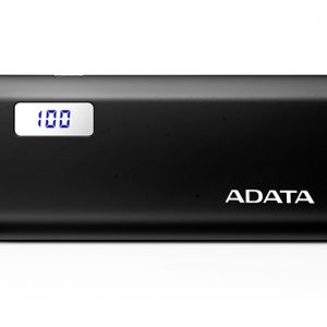 POWER BANK ADATA 12500mAh - AP12500D-DGT-5V-CBK