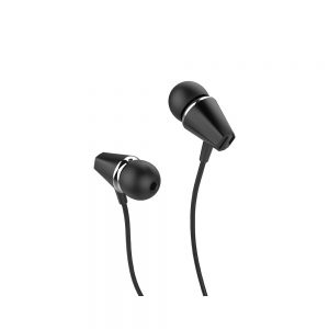 Casti audio cu microfon in-ear Hoco M34 jack 3,5mm