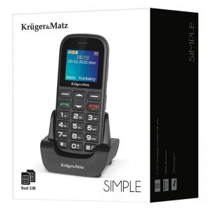 Telefon senior simple 920 KRUGER&MATZ